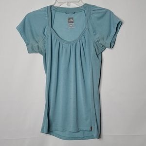 The North Face short sleeve top blouse shirt XS